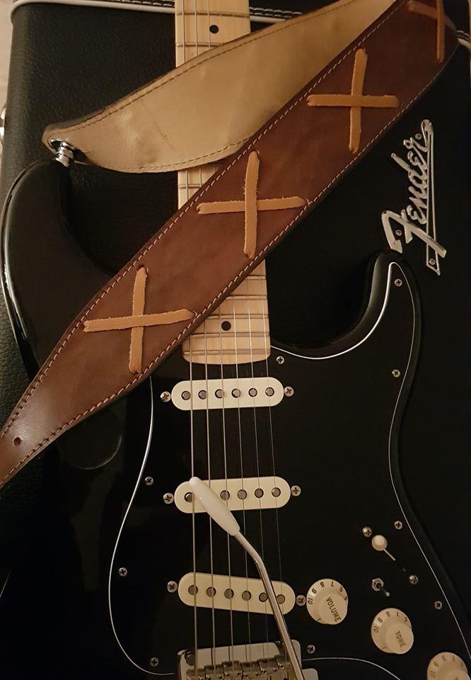 Chitarra Fender Stratocaster Black strat