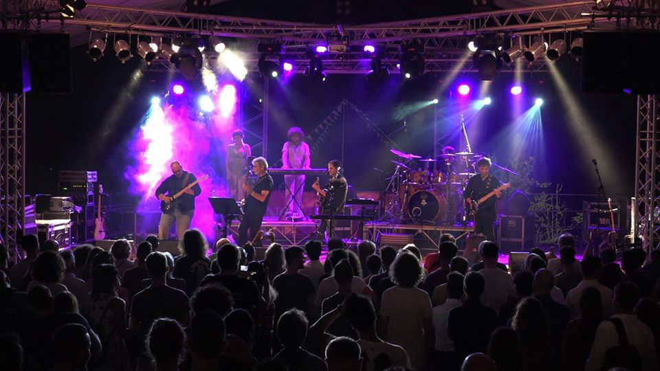 "Grande concerto Live ""Black Diamond Pink Floyde Tribute Band"""